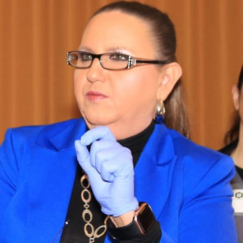 Dr. Geneva Worthington