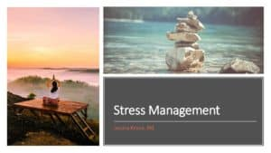 Bonus Module - Stress Management