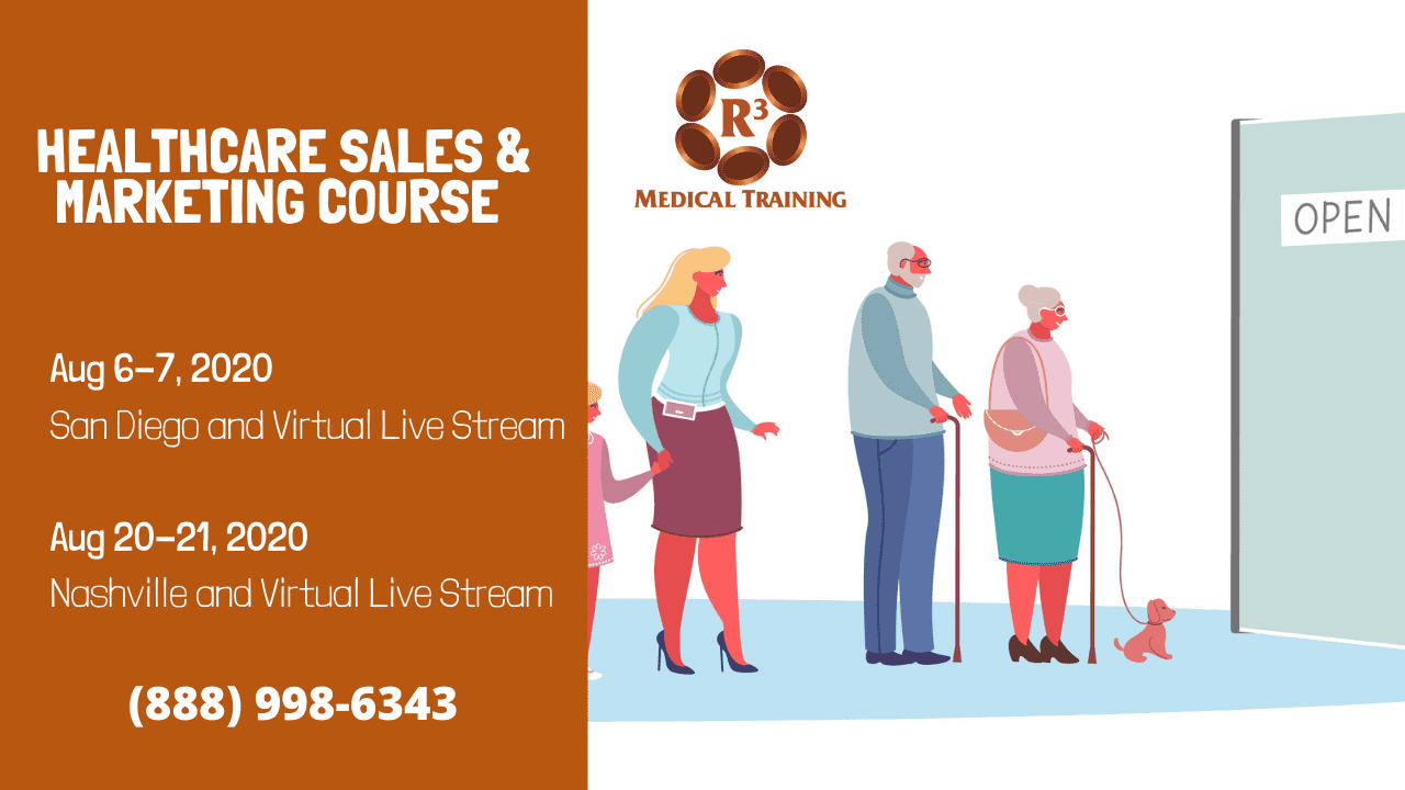 Healthcare Sales & Marketing Course