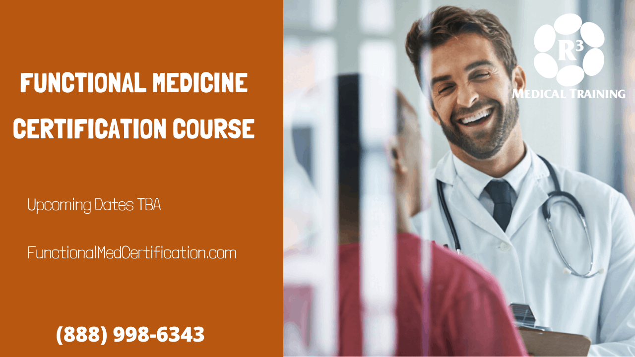 Functional Medicine Certification Course